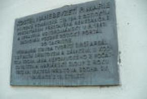 Založení kostela – kulturní památka I-1973