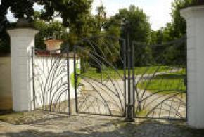 Zámecká brána