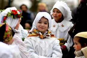 Velikonoční inspirace a loučení se zimou v r. 2016