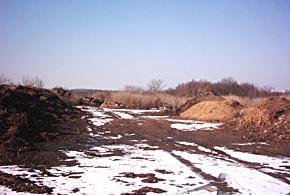 Revitalizace skládky – lokalita V Pískovně
