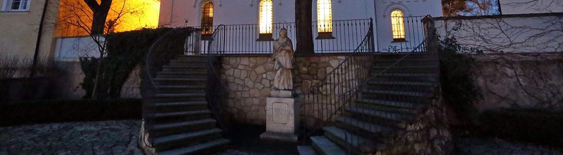 Zima 2018 - Kostel