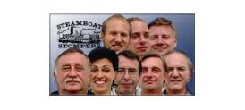 Steamboat Stompers a Eva Emingerová