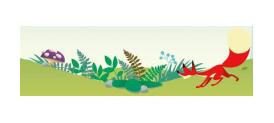 Kvak a Žbluňk v lese - příměstský tábor v hájence