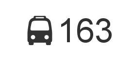 Změna jízdního řádu BUS 163 (od 28.8.2016)