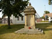 Pomník obětem padlých v 1. světové válce