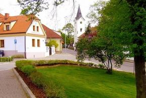 Stará obec - centrum MČ Praha-Dolní Počernice