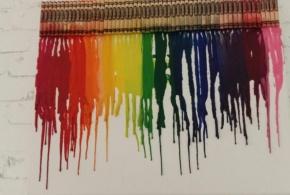 Workshop - Voskové pastely