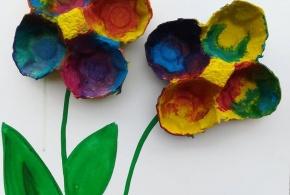 Výtvarný klub - Rozkvetlá louka