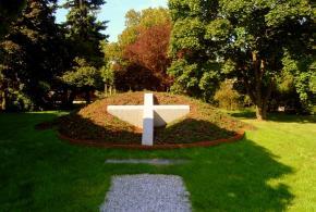 Pomník obětem padlých ve 2. světové válce