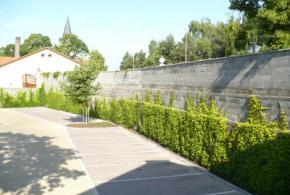 Zlepšení vzhledu památkově chráněného zámeckého areálu