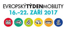 Evropský týden mobility a Den bez aut 2017