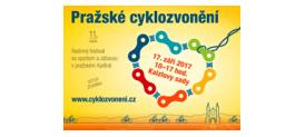 Pražské cyklozvonění 2017 - pozvání na společnou rodinnou cyklojízdu