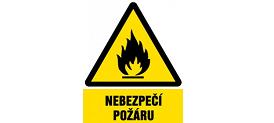 Doba nebezpečí vzniku požárů pro území hlavního města Prahy