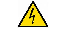 Přerušení elektrického proudu - ulice Podkrkonošská