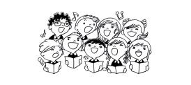 Zápis do počernického dětského sboru ROKYTKA - přípravka