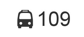 Změna jízdního řádu BUS 109 (od 28.8.2016)