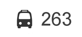 Provoz linky BUS 263 v den st. svátku 28.10.2016