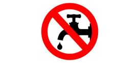 Oznámení o přerušení dodávky vody /27.7.2016/